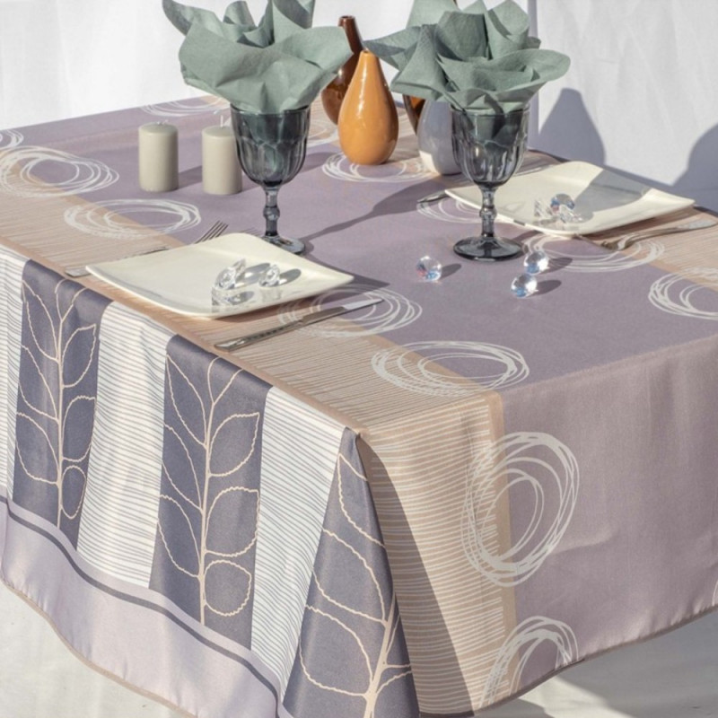 Stain resistant tablecloth -...