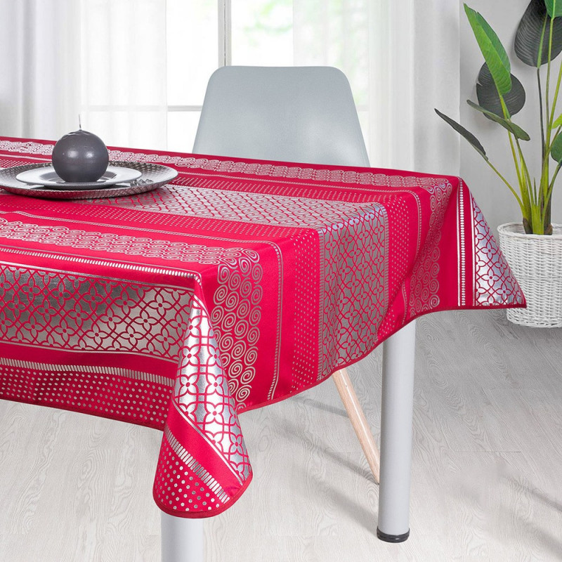 Stain resistant tablecloth - Noël...