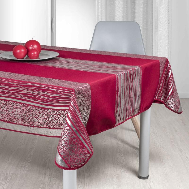 Stain resistant tablecloth - Élégance