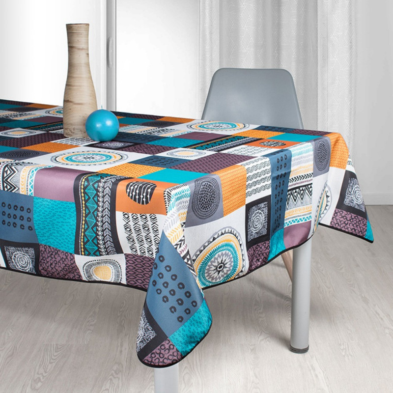 Stain resistant tablecloth - Ethnique