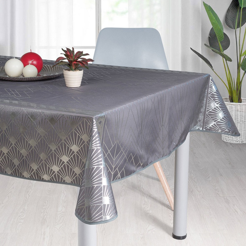 Stain resistant tablecloth - Eventail...