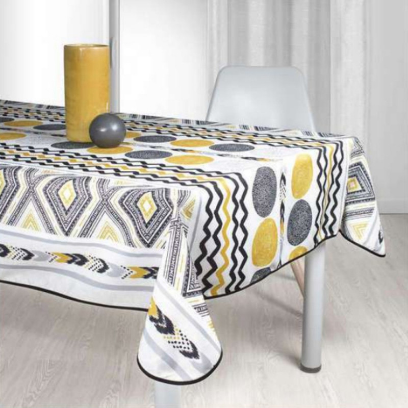 Stain resistant tablecloth - Miroir