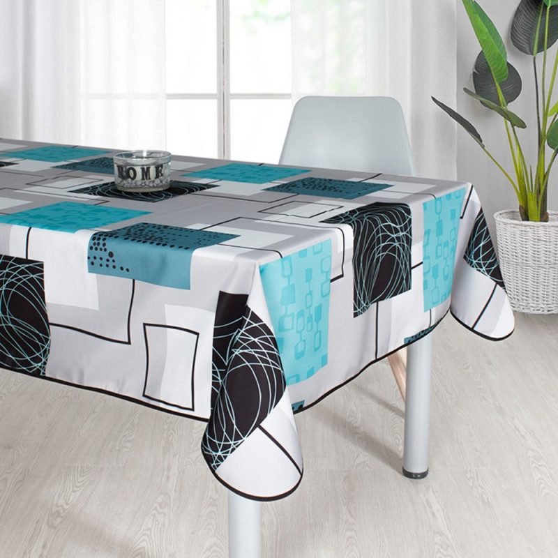 Stain resistant tablecloth - Puzzle