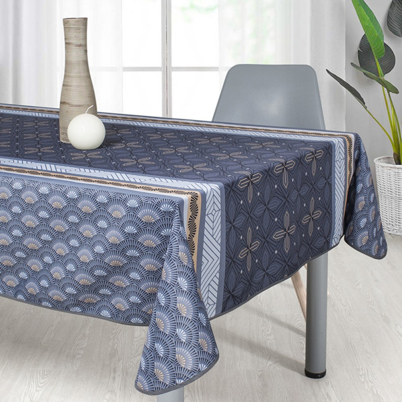 Stain resistant tablecloth - Zazou