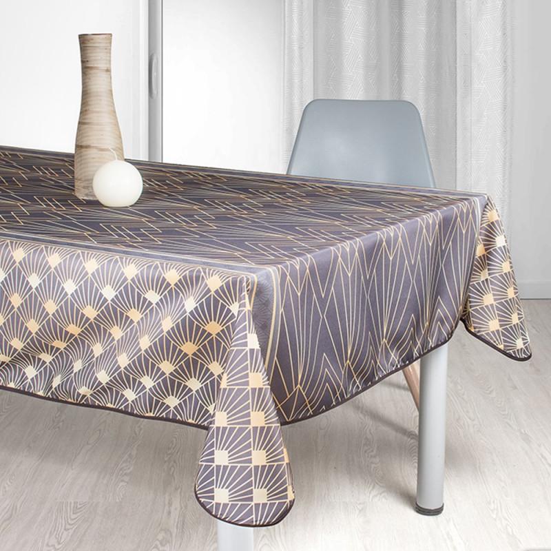 Stain resistant tablecloth - Art Déco