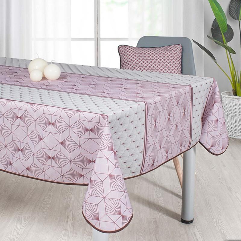 Stain resistant tablecloth - Éventail