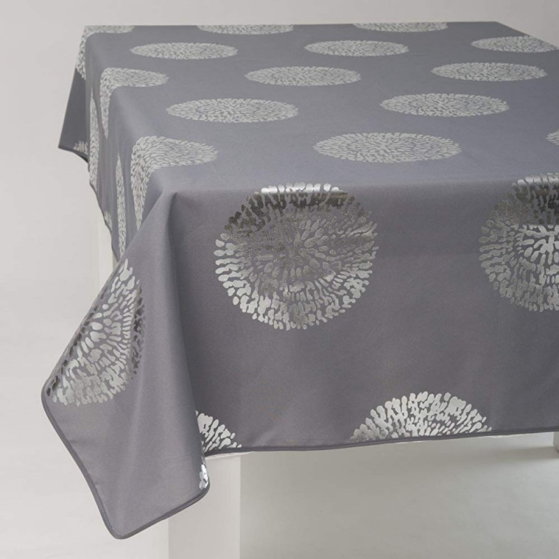 Stain resistant tablecloth - Bulle...