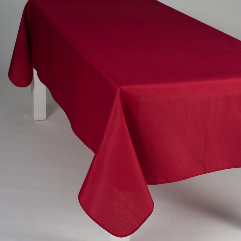 Stain resistant tablecloth - Uni