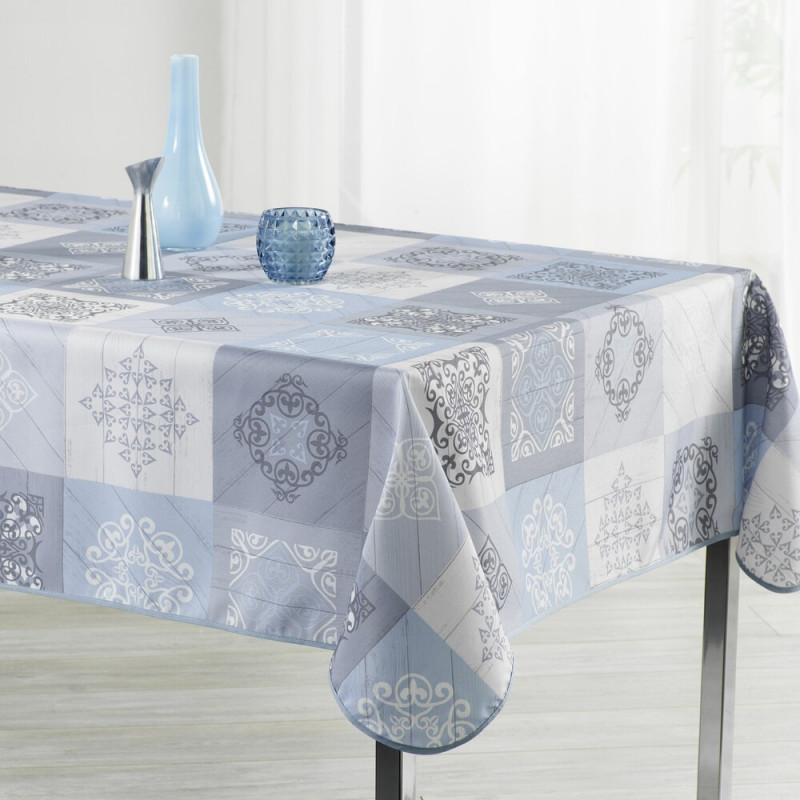Stain resistant tablecloth - Mandala