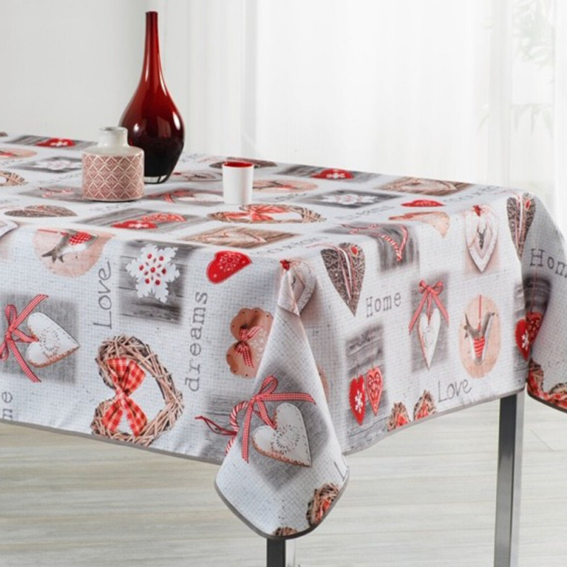 Stain resistant tablecloth - Coeur...