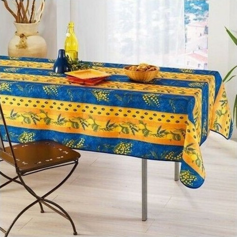 Stain resistant tablecloth - MCL