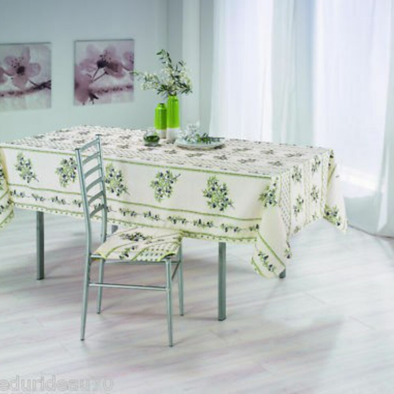 Stain resistant tablecloth - Olivou