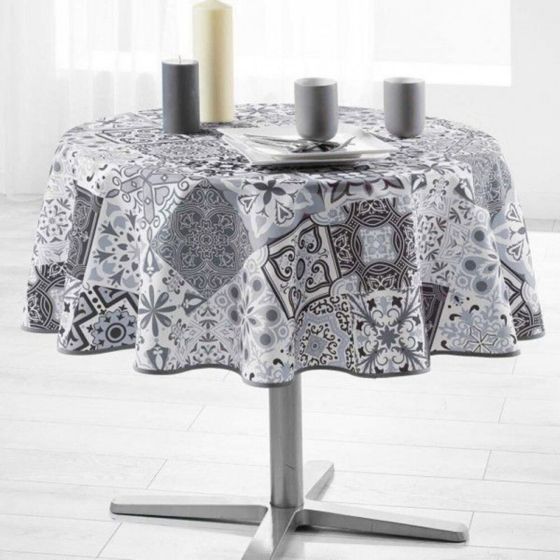 Stain resistant tablecloth - Persane