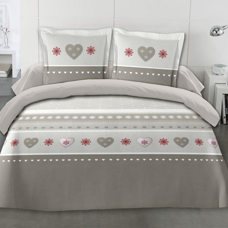 Set of bed linen - Flocon
