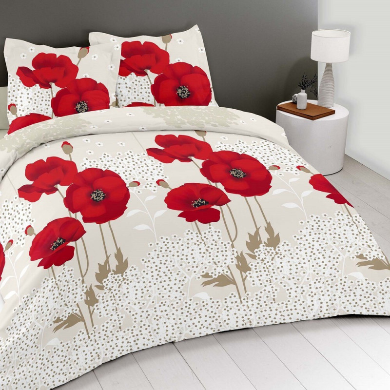 Set of bed linen - Papaver