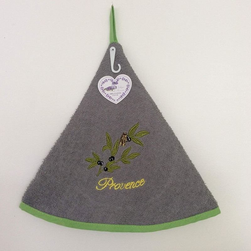 Hand Towel - Branche Cigale