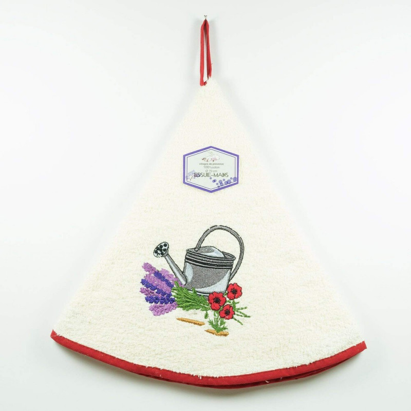 Hand Towel - Arrosoir