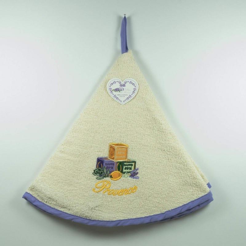 Hand Towel - 3 Savons