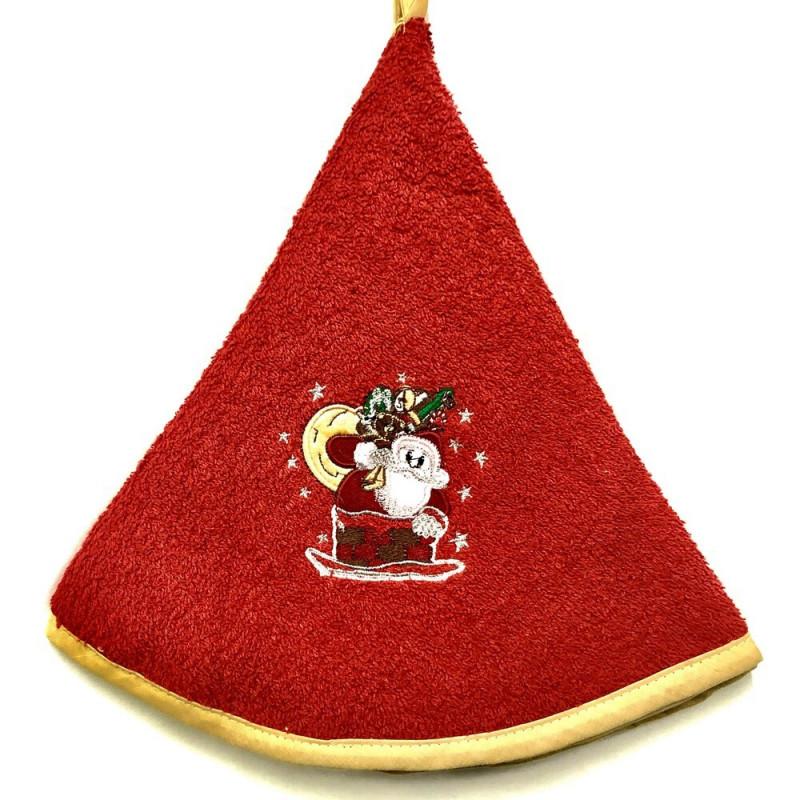 Hand Towel - Père Noël