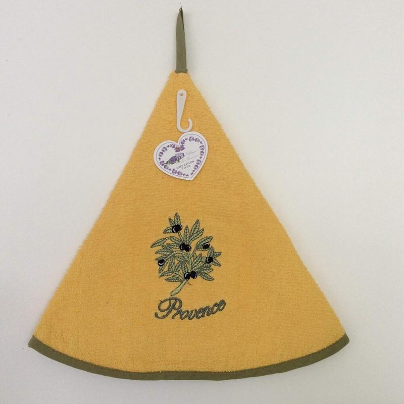 Hand Towel - Branche d'Olivier