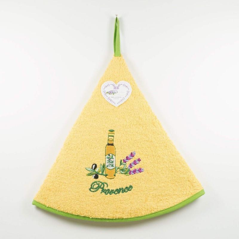 Hand Towel - Bouteille de Lavande