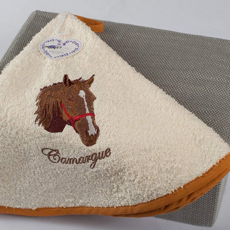 Hand Towel - Cheval