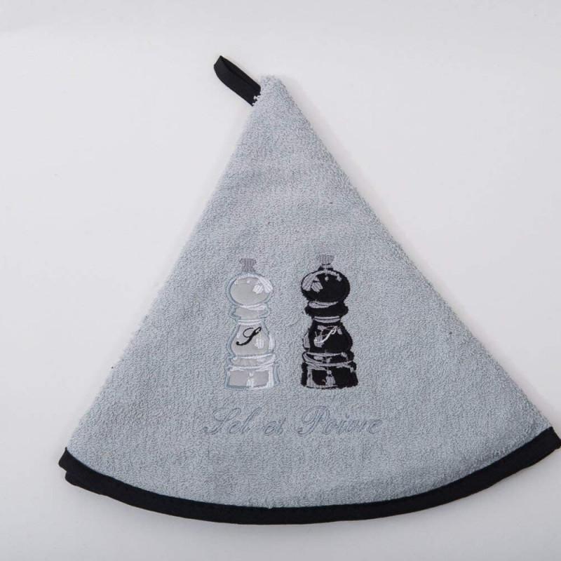 Hand Towel - Sel et Poivre